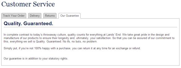 LandsEndGuarantee